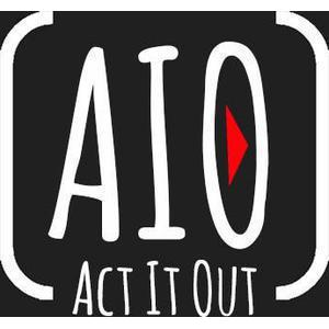 Act It Out logo