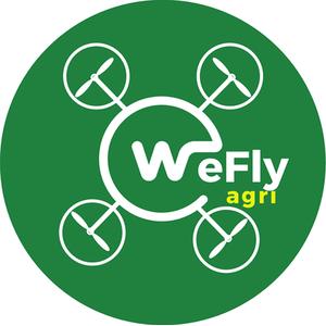 WeFly Agri logo