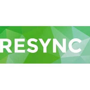 Resync logo