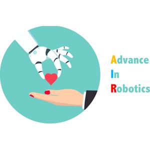AIR - advance in robotics  logo