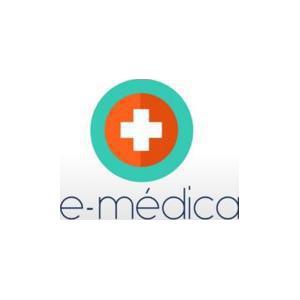 e-medica logo